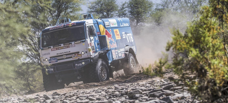 Nikolaev Dakar 2018 desenlace