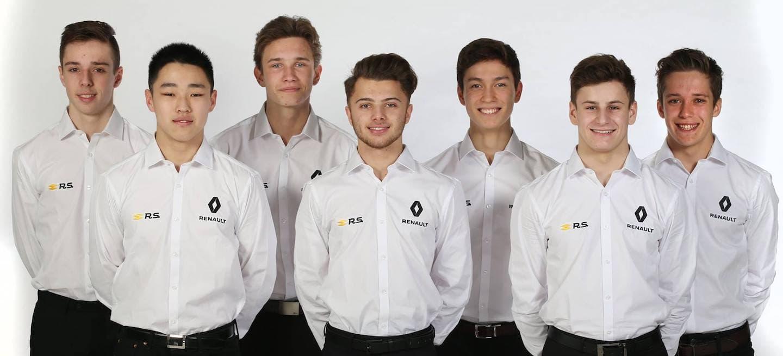 Renault Sport Academy 2018
