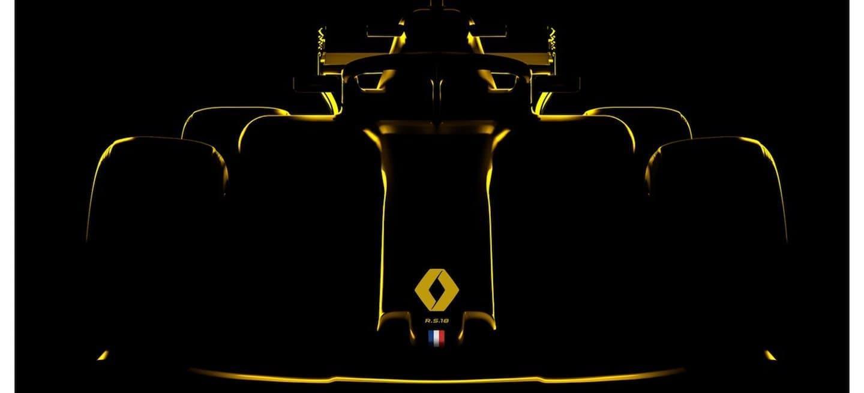 Renault R.S. 18 teaser 2018