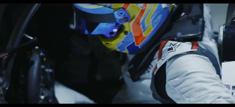 Alonso cambio coche test Toyota 2018