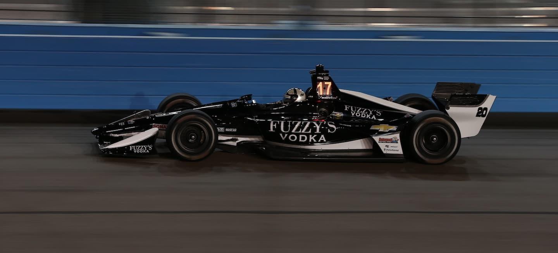 Carpenter test IndyCar 2018