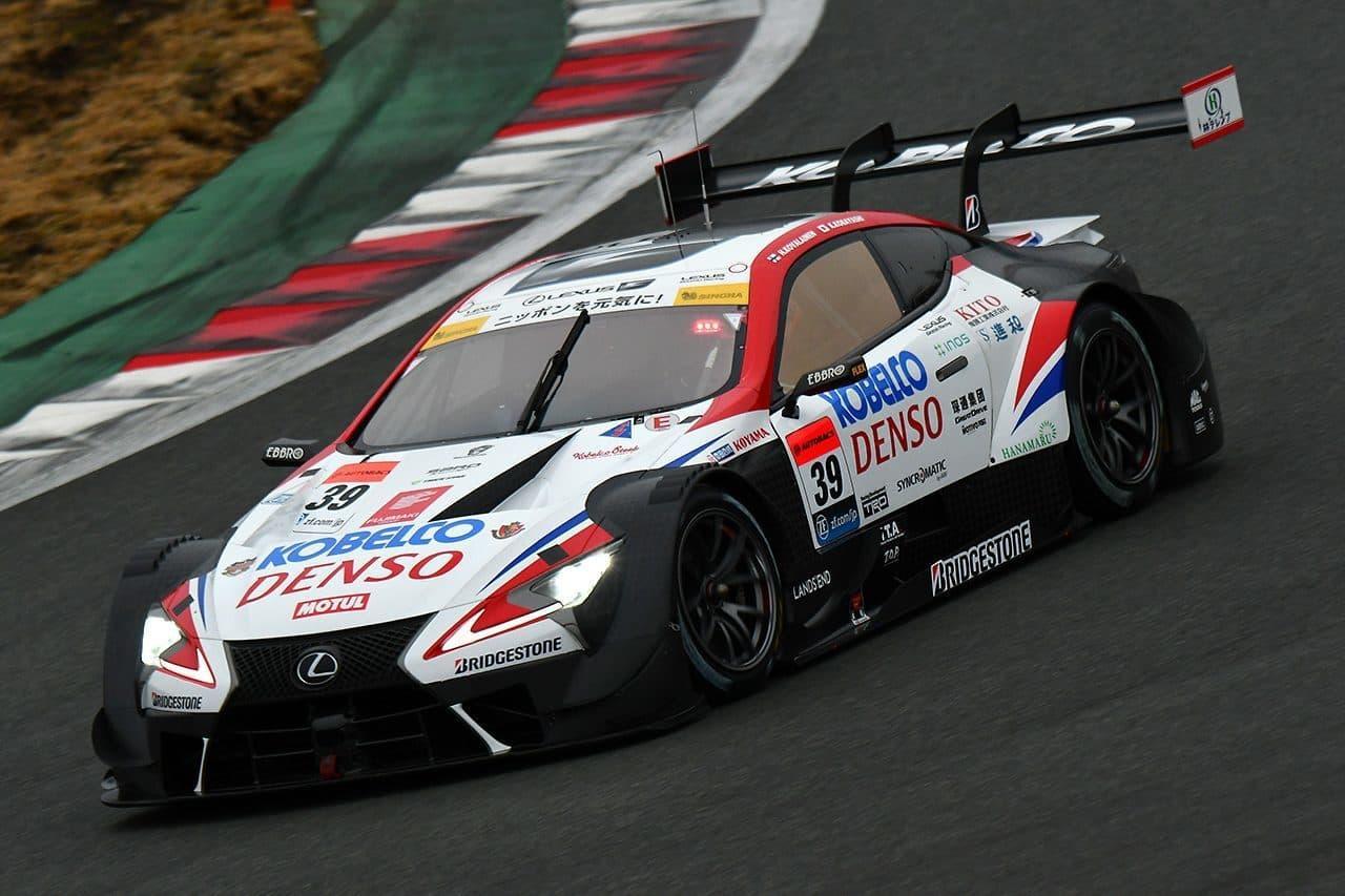Kamui Kobayashi SARD 2018 Test
