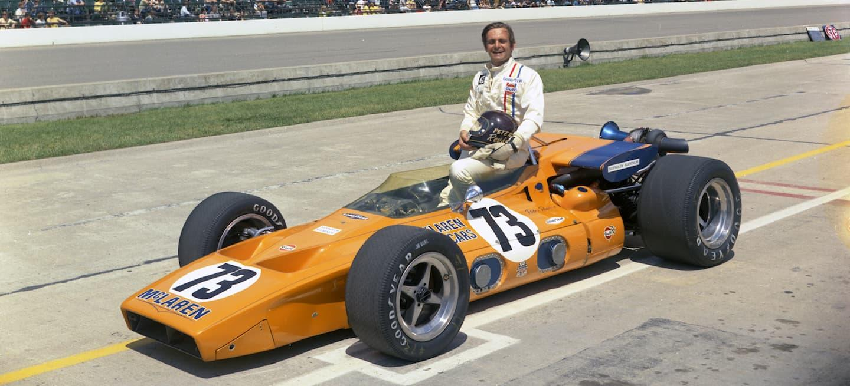 McLaren Indy 1970