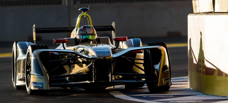 Vergne Fórmula E Marrakech 2018