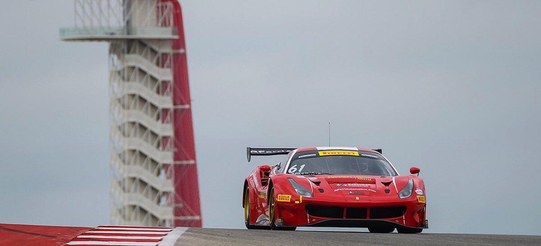 Ferrari SprintX 2018
