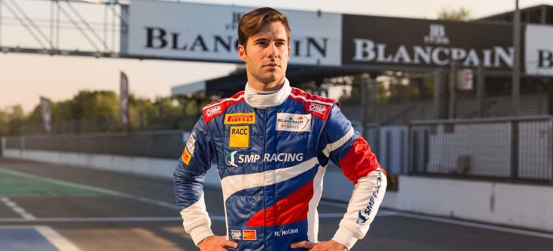 Molina SMP Racing 2018