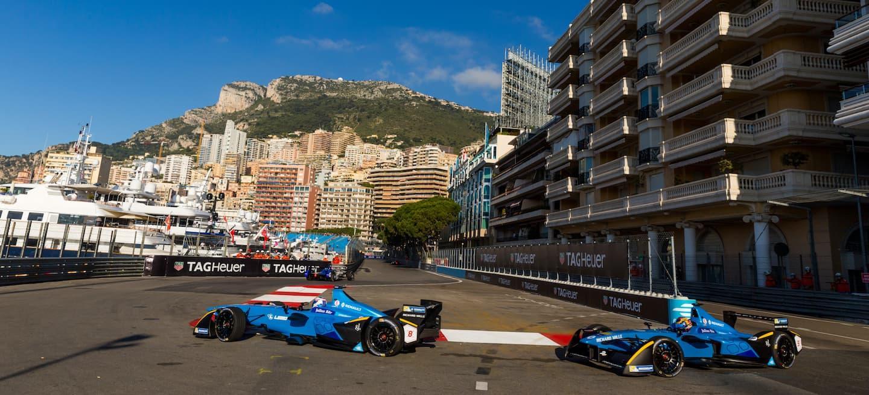 Monaco eDams 2017
