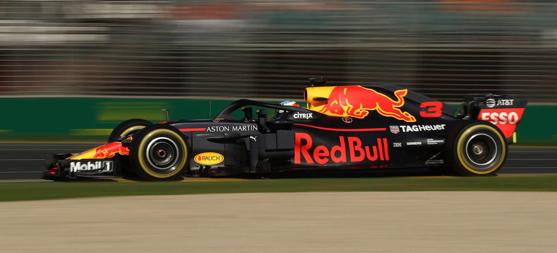 Ricciardo sanción Australia 2018