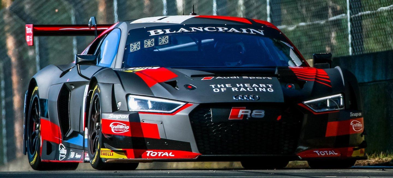 Audi Monza BGTS 2018