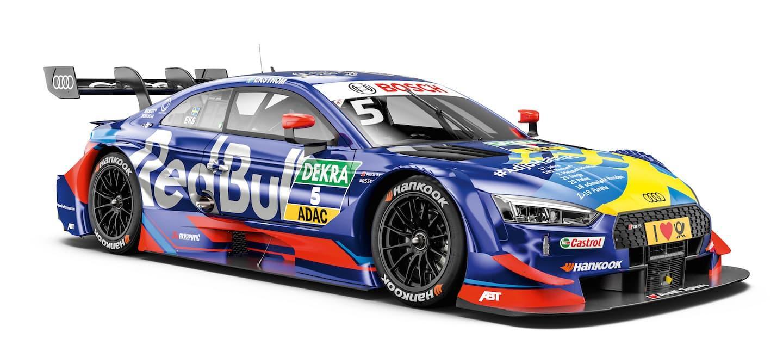 Ekström Audi DTM 2018