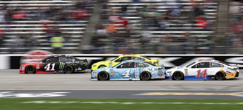 Monster NASCAR renovación 2018