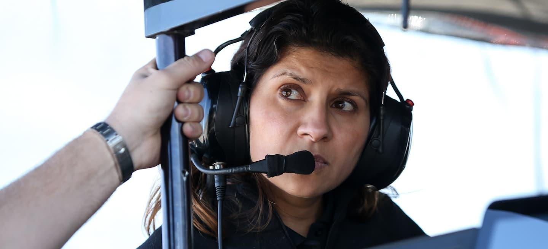 Leena Gade IndyCar 2018
