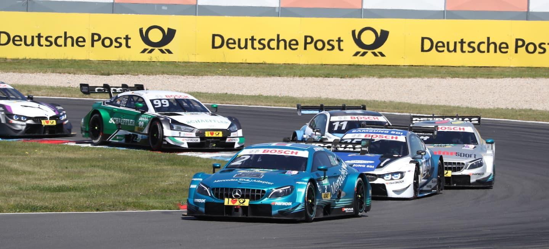 Paffett Lausitzring DTM 2018
