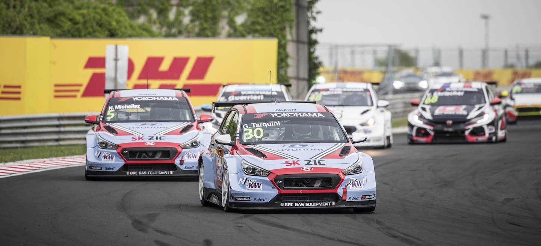 Tarquini Hungría WTCR 2018