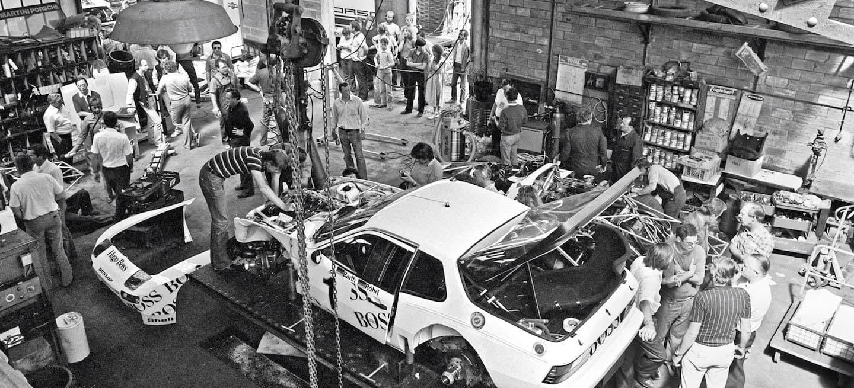 Teloché Porsche 1981