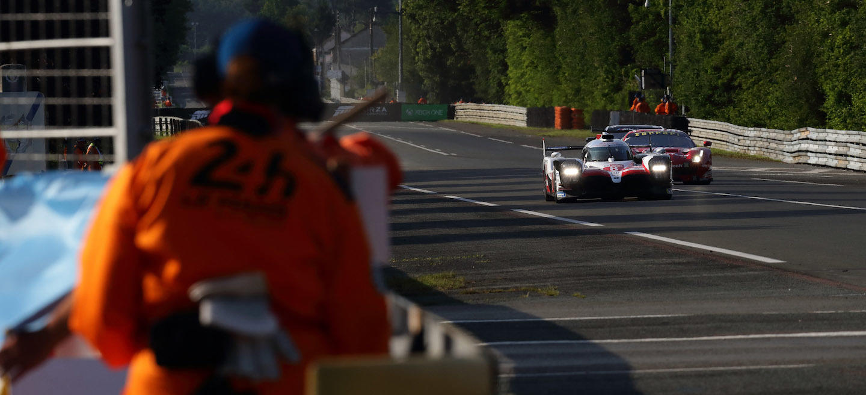 Comisarios Le Mans 2018