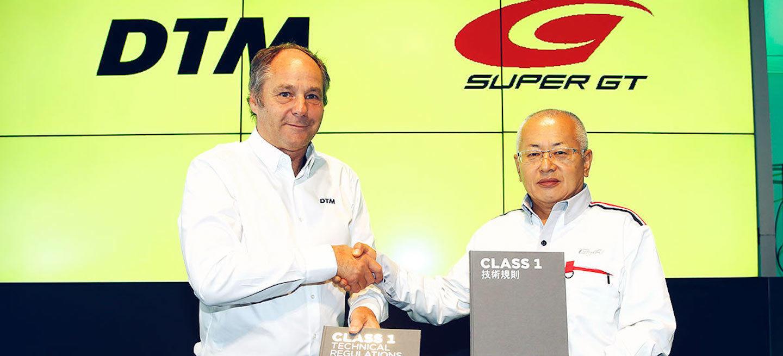 DTM Super GT Clase 1 2018