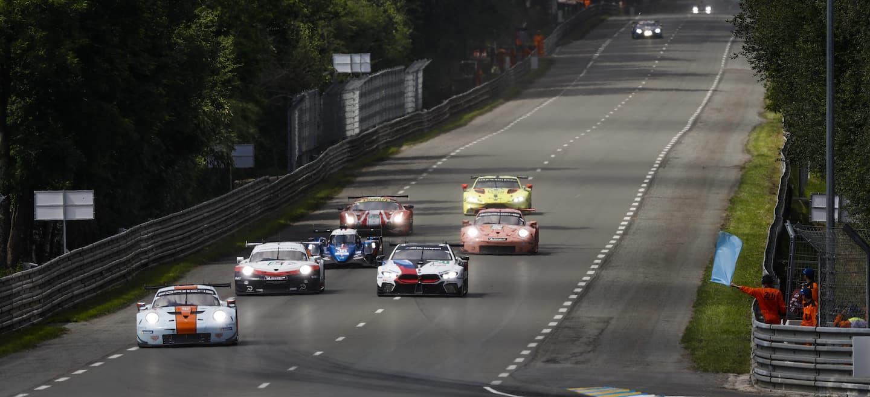 GTE qualy Le Mans 2018