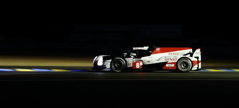Pole definitiva Toyota Le Mans 2018