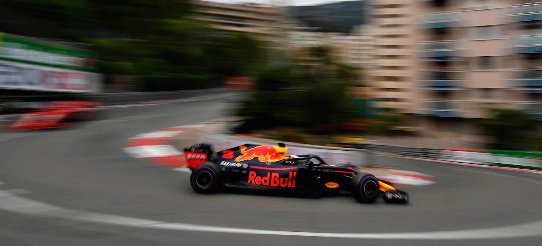 Red Bull Renault Monaco 2018