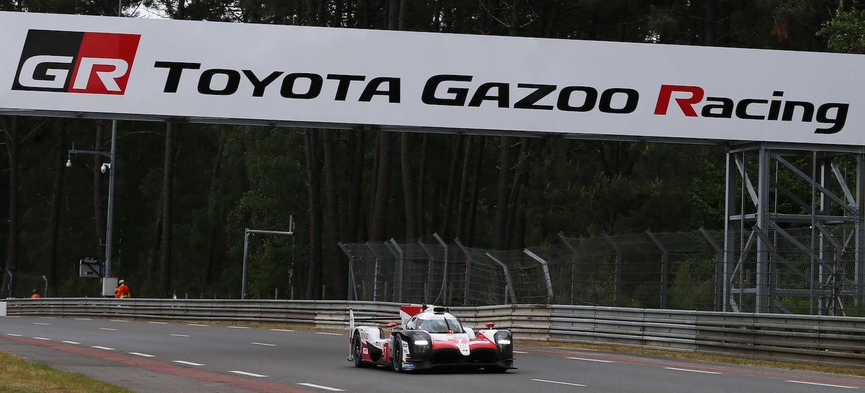 Toyota Libres Le Mans 2018