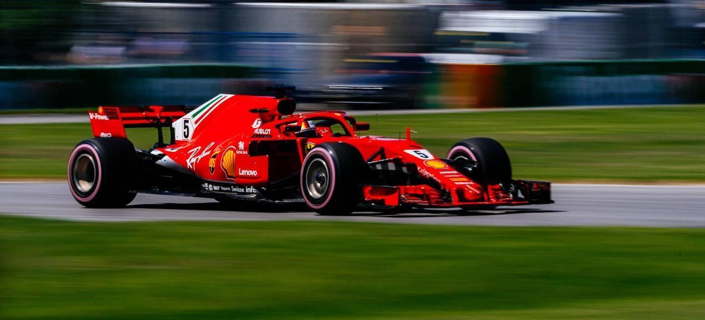 Vettel crónica Mónaco 2018