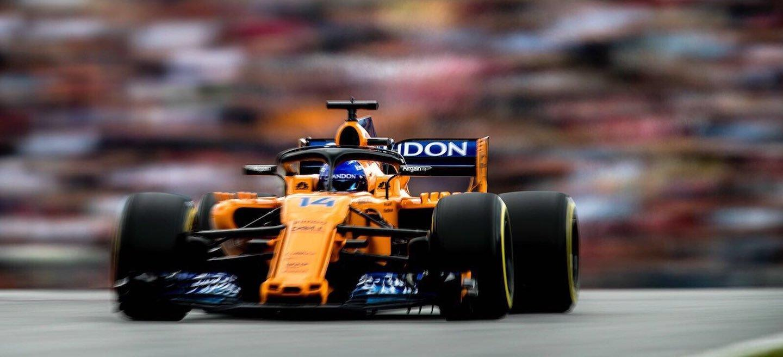Alonso McLaren Austria dimisión 2018