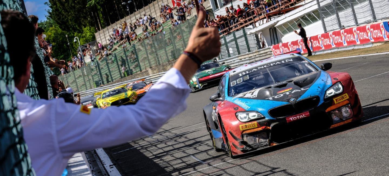 BMW victoria Spa 2018