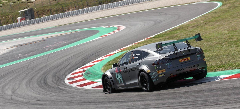 Electric GT Montmeló test 2018