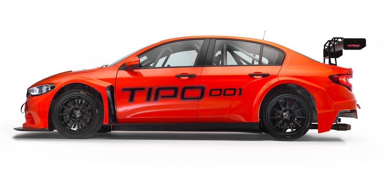 FIAT Tipo TCR presentacion 2018