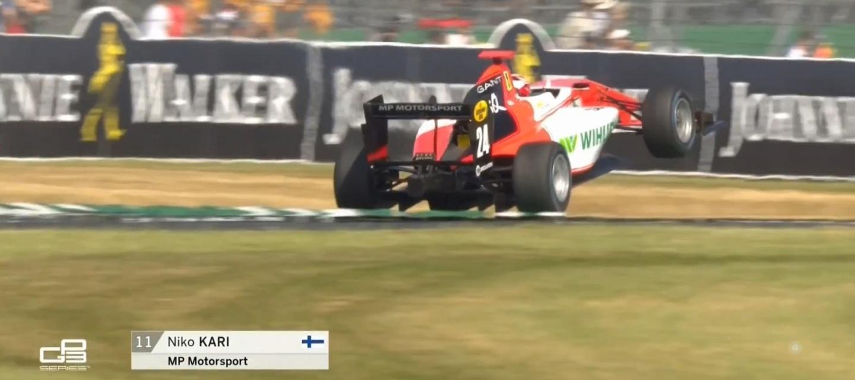 gp3-series-2018-race-1-silverstone-circuit-niko-kari-wheelie