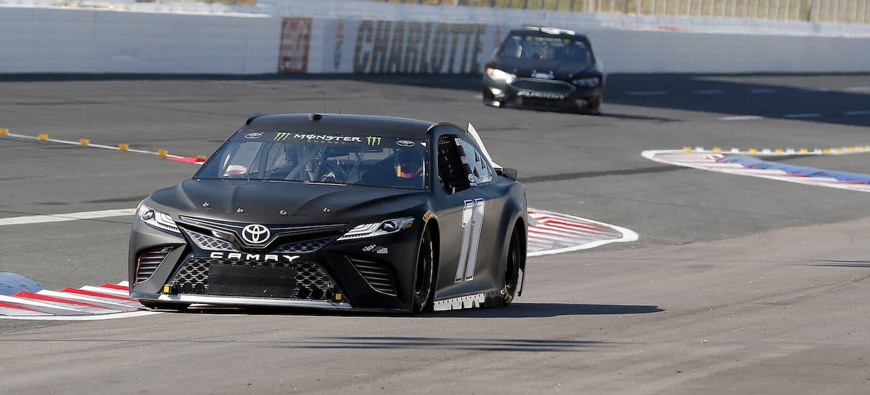 NASCAR test roval Charlotte 2018