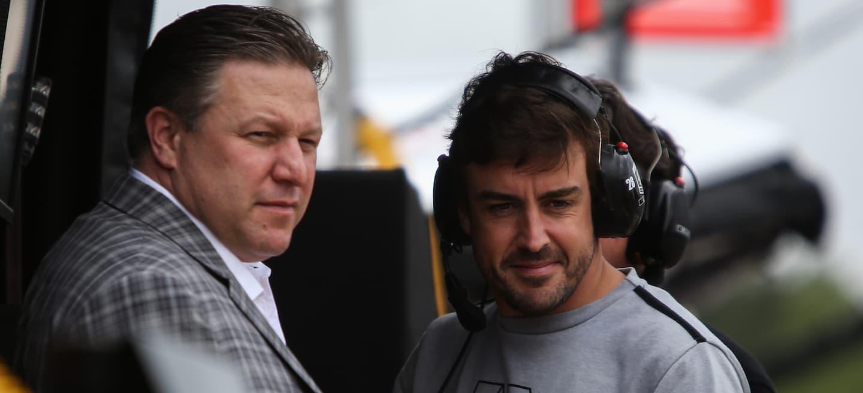 Brown IndyCar decision 2018