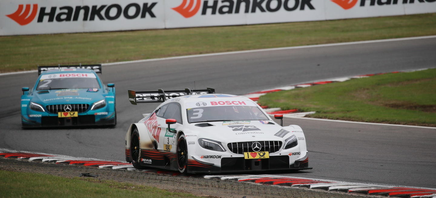 Di Resta Brands Hatch 2018