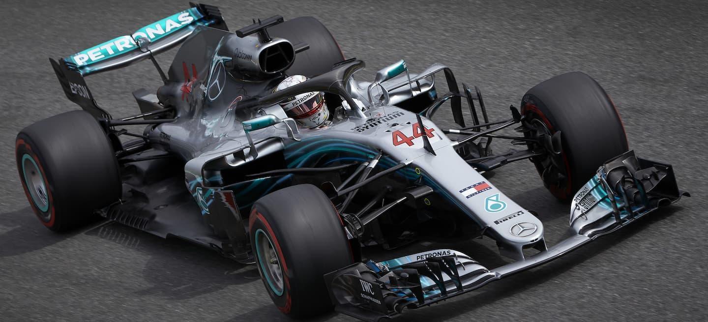 Hamilton Monza crónica 2018