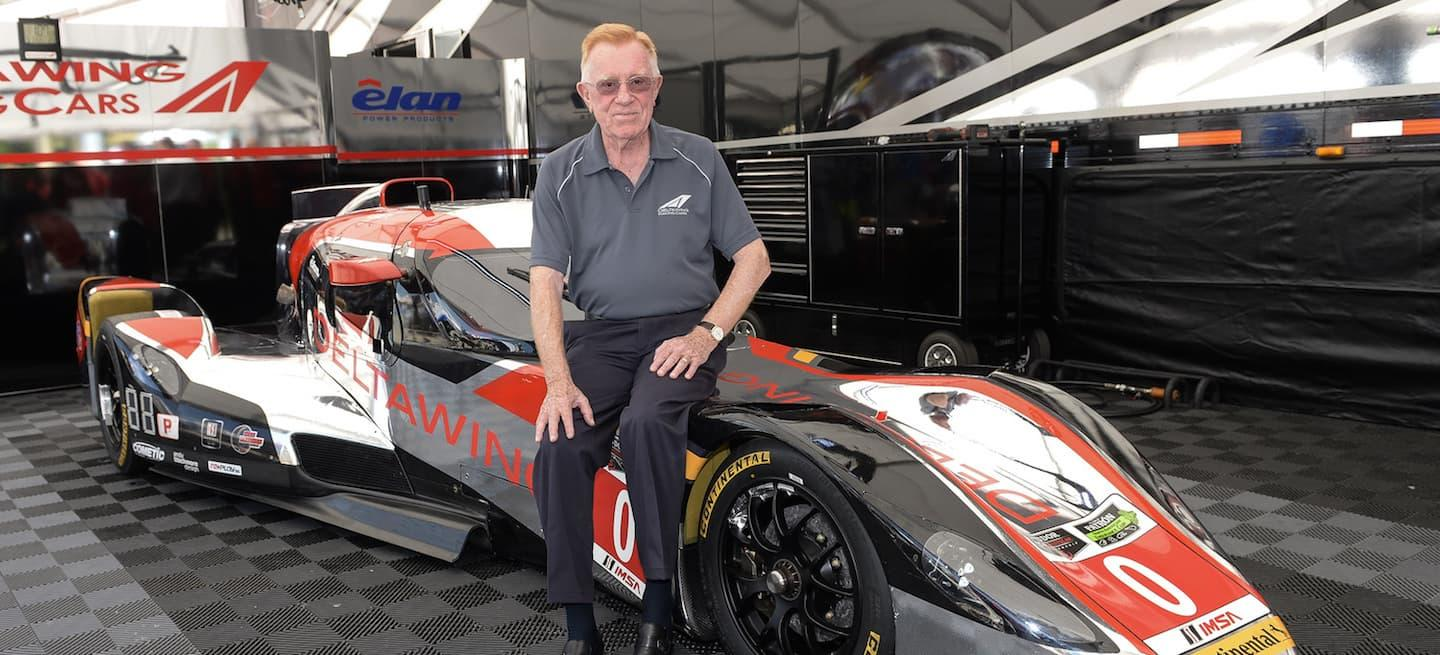 Panoz DeltaWing 2014