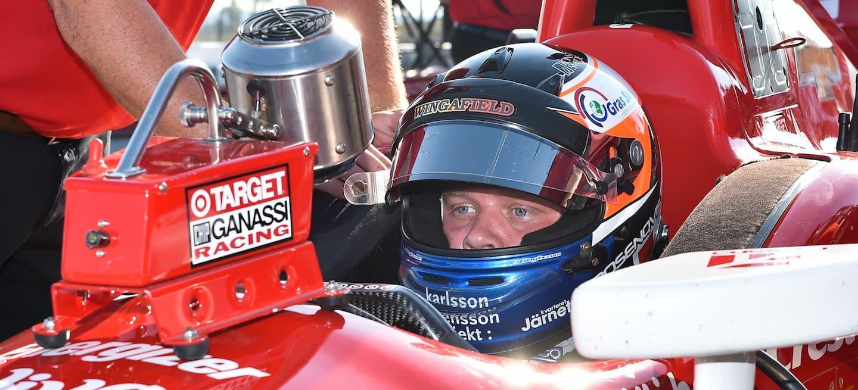Rosenqvist Ganassi IndyCar 2016