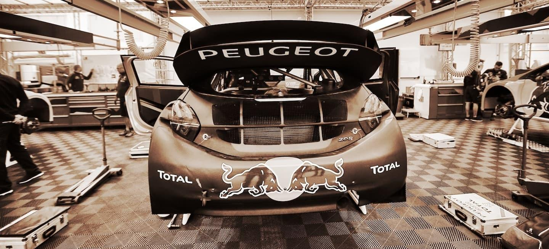 Peugeot World RX 2018