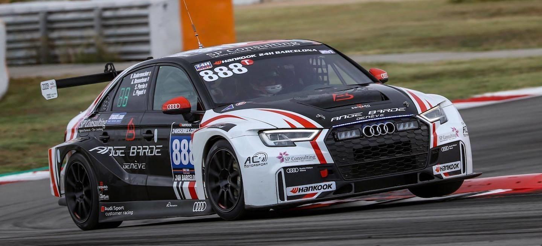 AC Motorsport Audi 24h