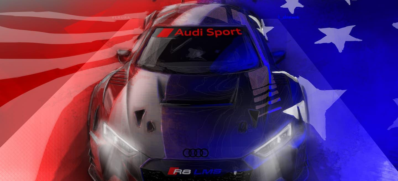 Audi Sport R8 GT3
