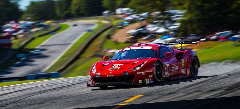Ferrari Risi GTLM 2018
