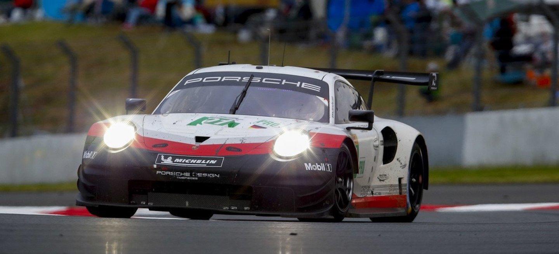 Porsche 911 GTE Pro 2018