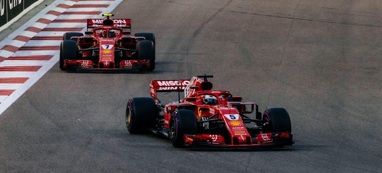 Ferrari Yas Marina 2018