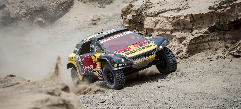 Loeb Dakar etapa 3 RB