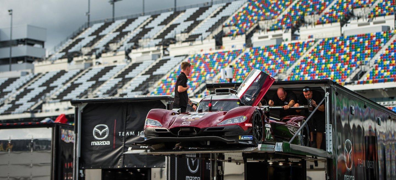 Mazda Roar Daytona 2019