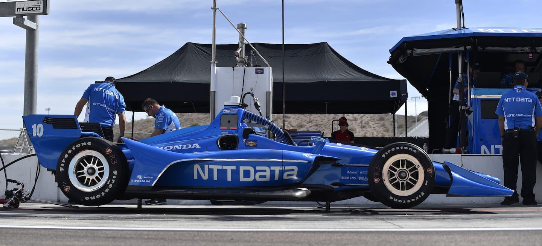 NTT IndyCar 2018
