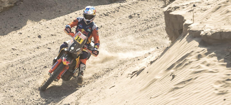 Sunderland etapa 7 Dakar 2019