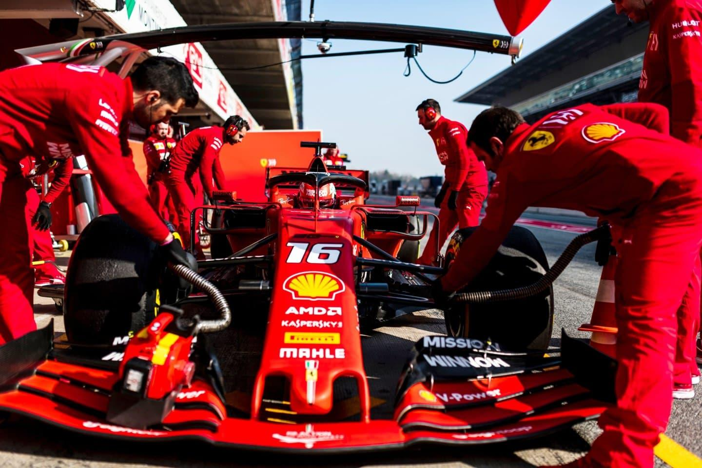 2019analisissemana1pretemporadaferrari