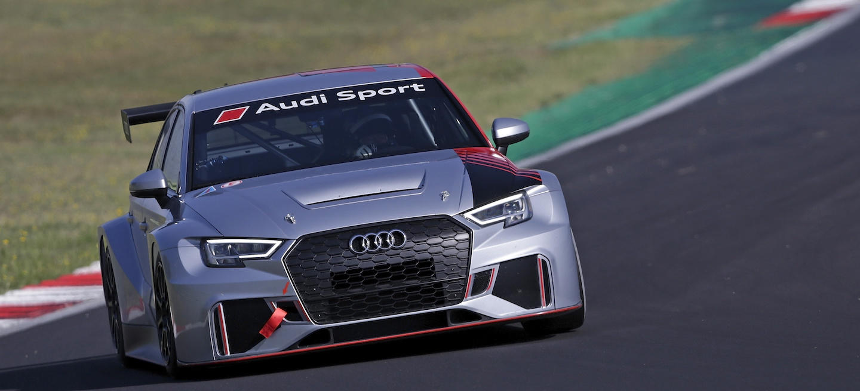 Audi TCR 2019 alineacion