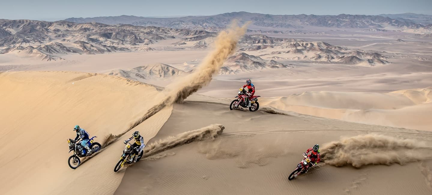 Dakar Rally 2019: Stage Nine
